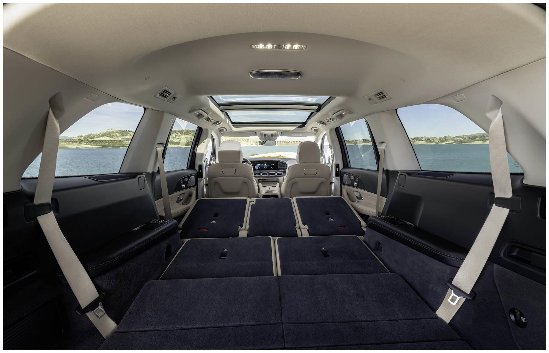 奔驰家族首款6座SUV 全新奔驰GLS纽约车展首发
