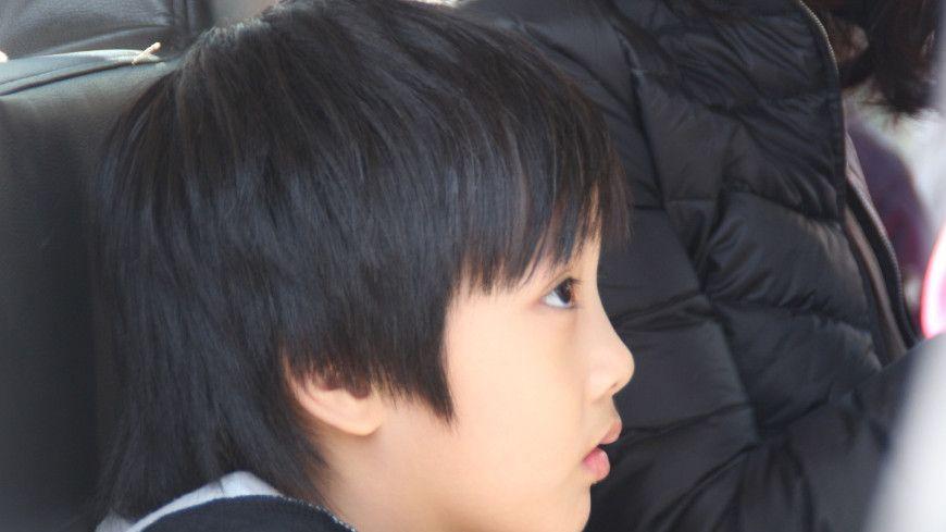 看完10岁费曼的照片,终于知道什么叫像换了个人……