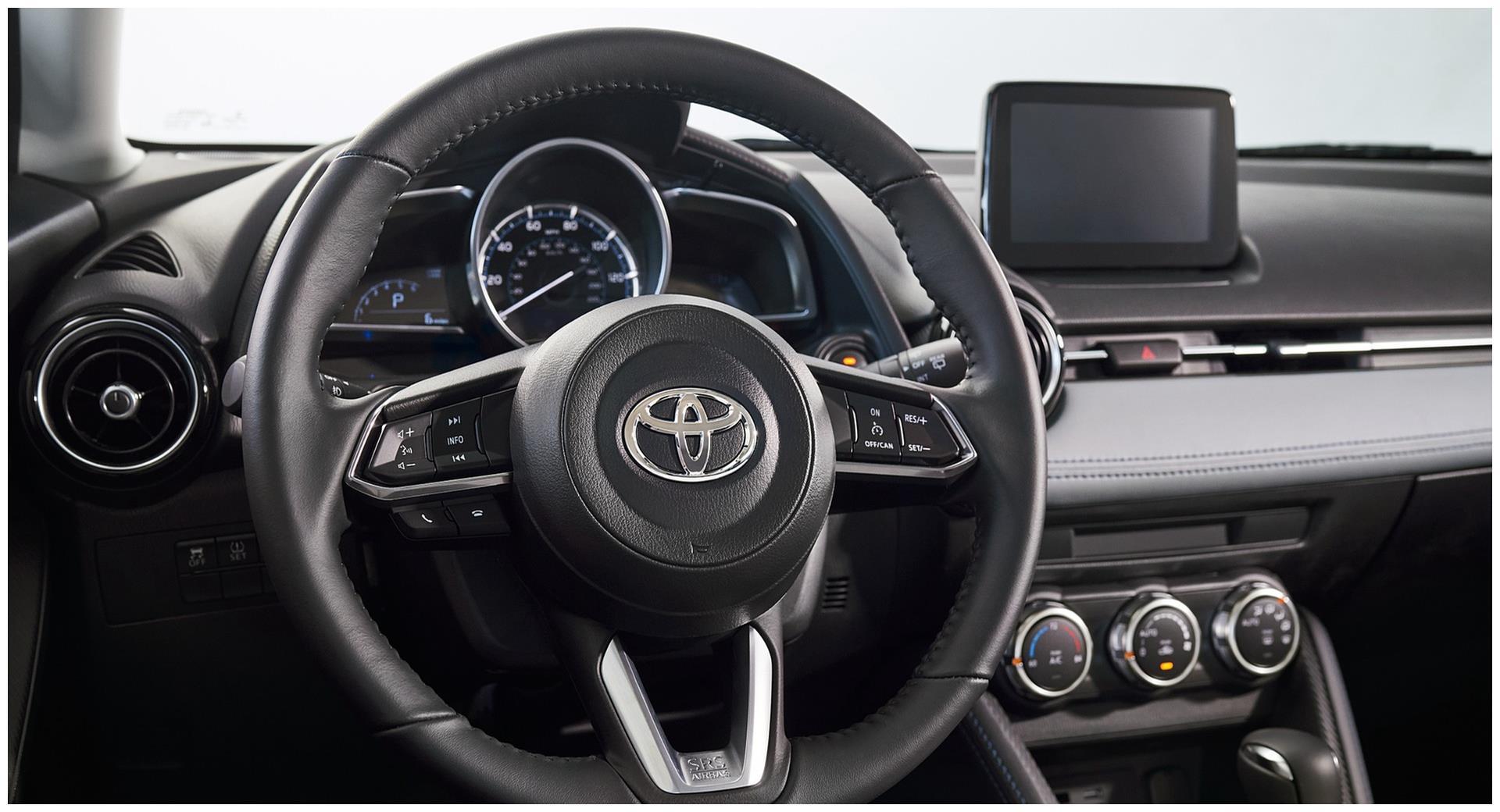 2020款新一代丰田雅力士,女司机代步神车,油耗极低