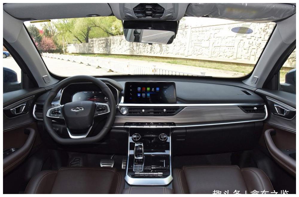 全新2019款瑞虎8上市,采用第三代1.6T发动机,科技感是最大亮点