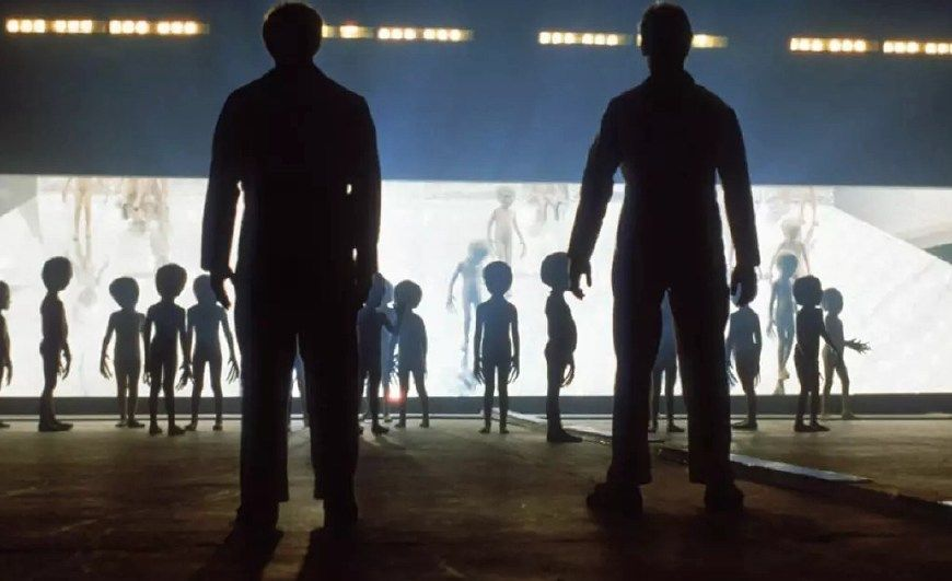 盘点影史十大外星人电影,只有资深外星人影迷才可能全部看过!