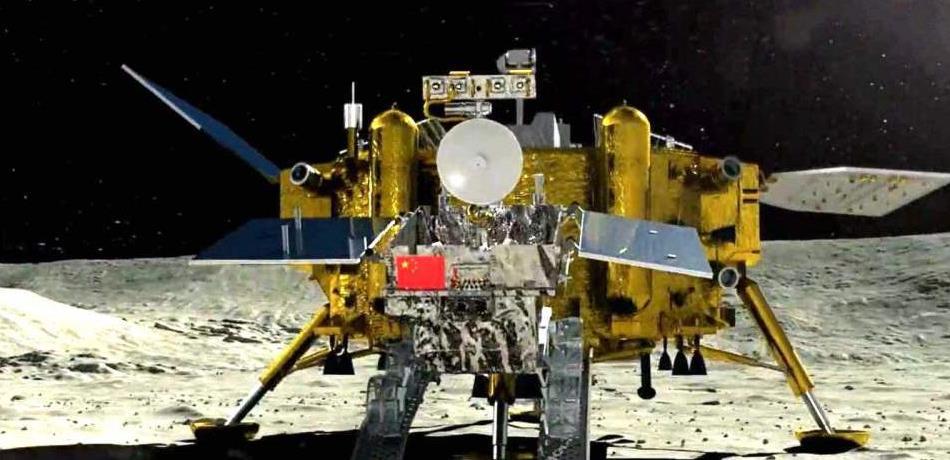 嫦娥四号取得超常成就,连阿波罗号都没做到,月球最大难题被揭开