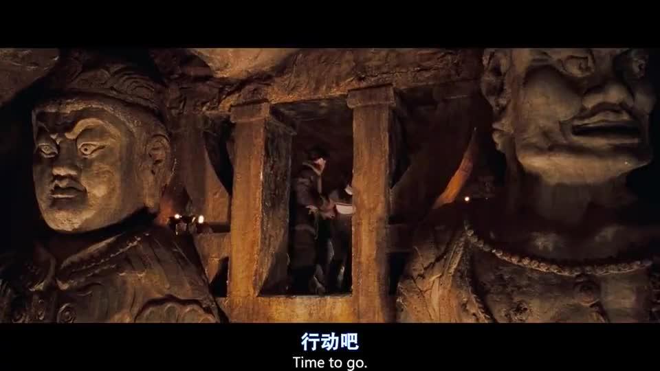 这也太神奇了,兵马俑复活之后到香格里拉泡个温泉,竟然起死回生