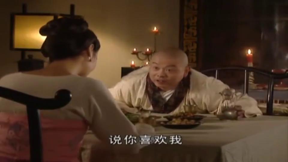 大明宫词:公主的冷落,令驸马寂寞难耐,这可让宫女钻了空子!