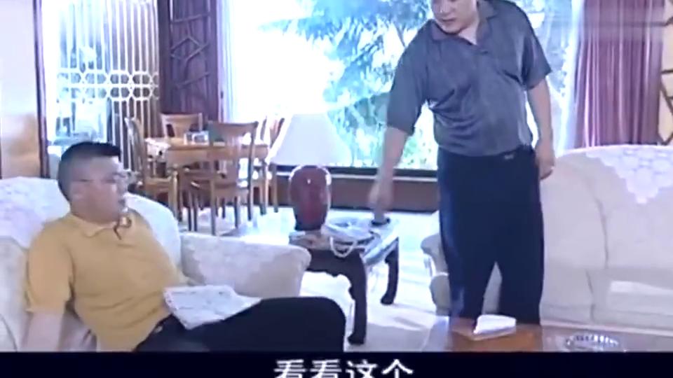 新老黑社会老大同台飙戏, 白眉徐良与张峰谁更强~