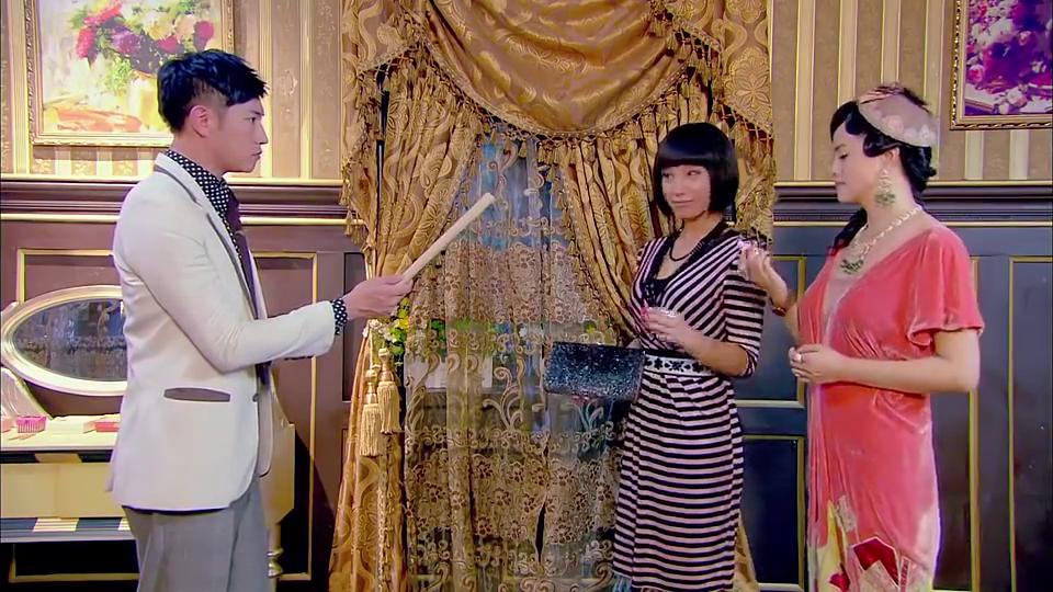 金夫人告诉杜允唐青萍患有顽疾哮喘,必须拿到解药才能活命