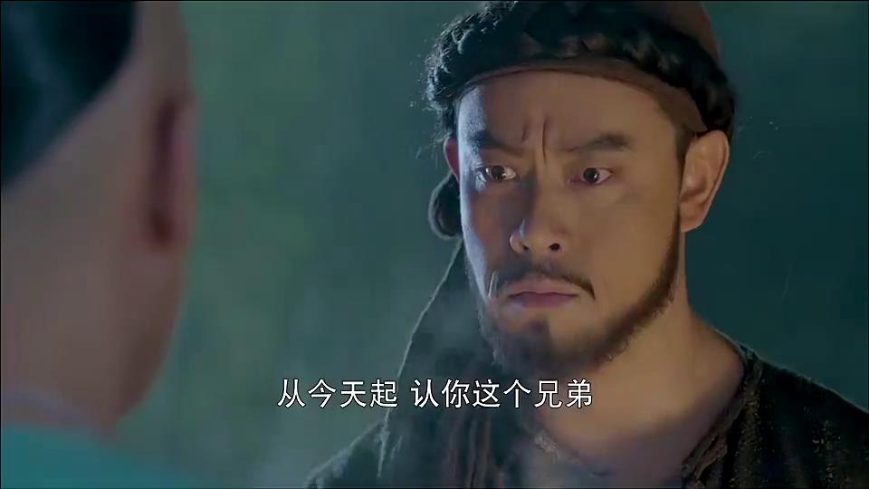 鹿鼎记:韦小宝终于被茅十八认可了,当上了茅十八的兄弟!