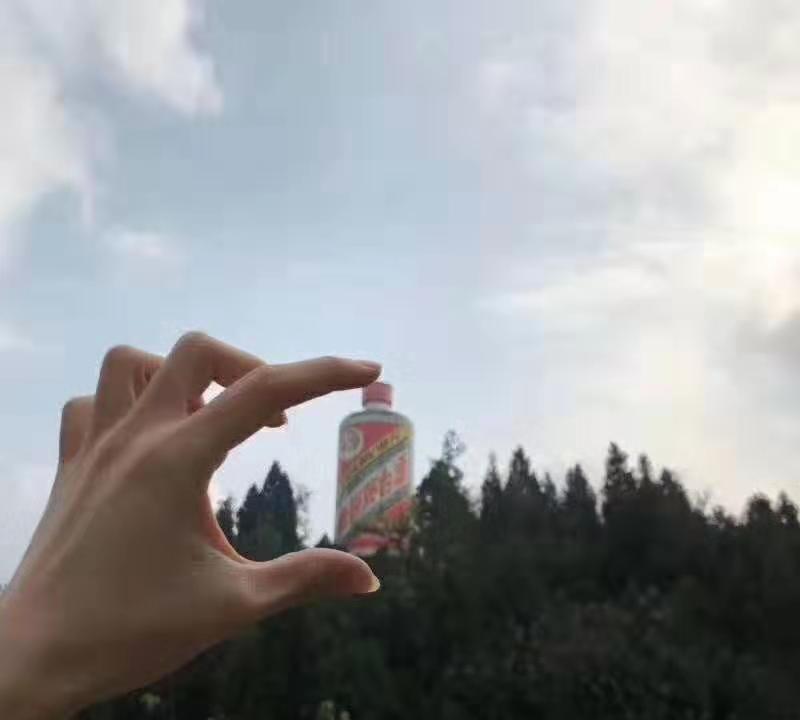 贵州茅台镇景美、酒美,人更美