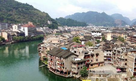 贵州一座鲜为人知的古镇特么美! 相比凤凰古城更加宁静、怡人!