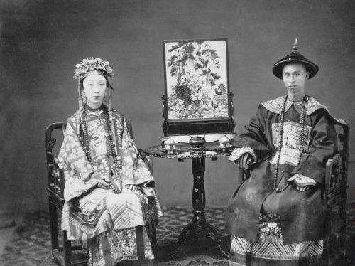 这可不是剧照:清朝官员真实照片,最后两张尤其珍贵