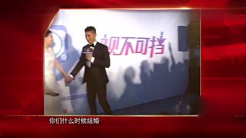 婚前最让人操心的一对明星国剧主持人逼婚刘诗诗这样答
