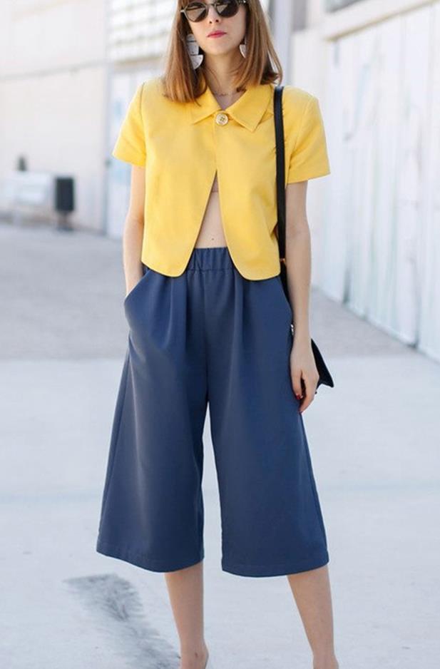 阔腿裤与这4款鞋子搭配,想不抢镜都很难,重新定义你的美