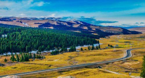 巩乃斯,绿色谷地,一个值得利用假期好好欣赏的好去处