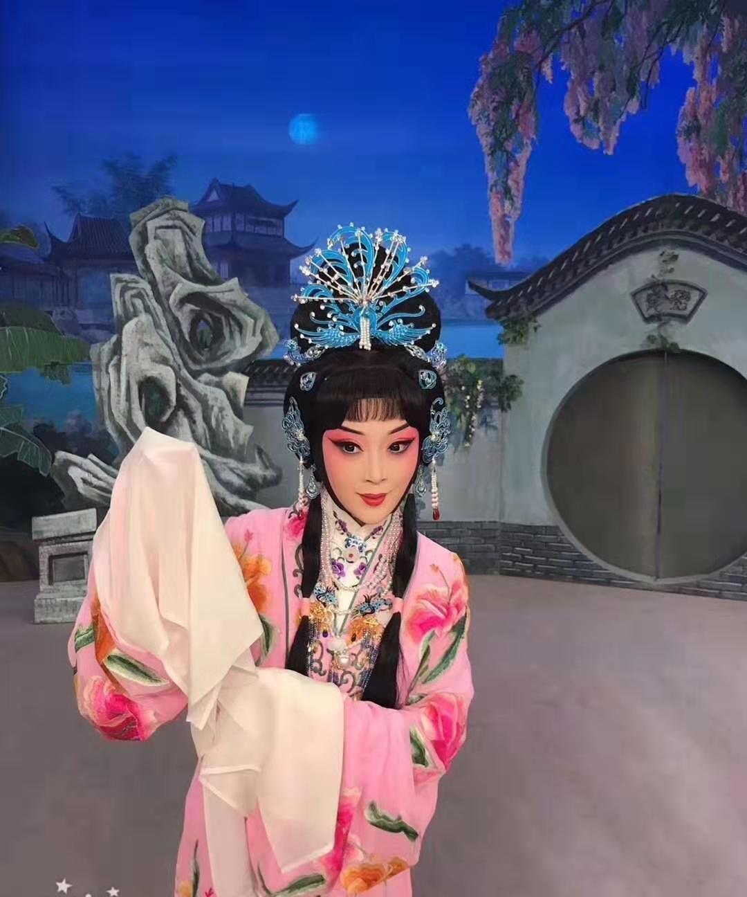 姜亦珊老师一路走好,年仅41岁,京剧少一优秀继承人