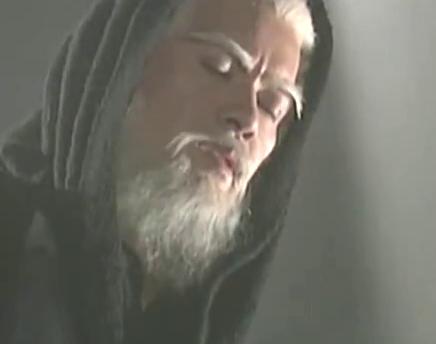 达摩祖师:达摩要天降红雪才肯收慧光为徒,不料慧光砍自己手臂