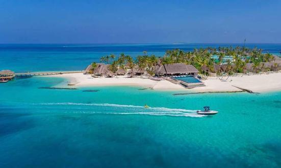 印度洋里的美丽邂逅——马尔代夫,享受天堂的方式