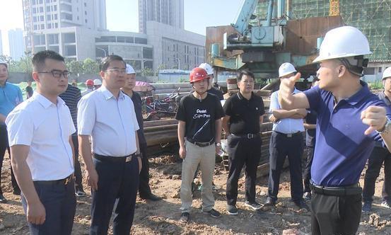 李劲松调研城建工作