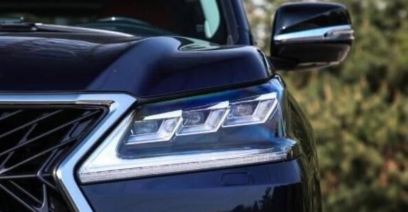 雷克萨斯大型SUV,轴距2米85配V8引擎