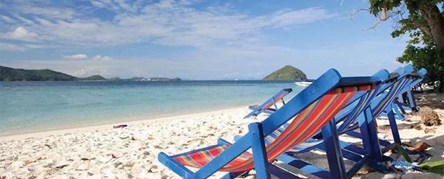 广视女神高晞同款海岛游,让你同时拥有阳光!沙滩!海浪