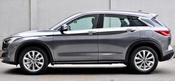 豪华中型SUV 颜值爆表 30万起的性价比之王!英菲尼迪QX50