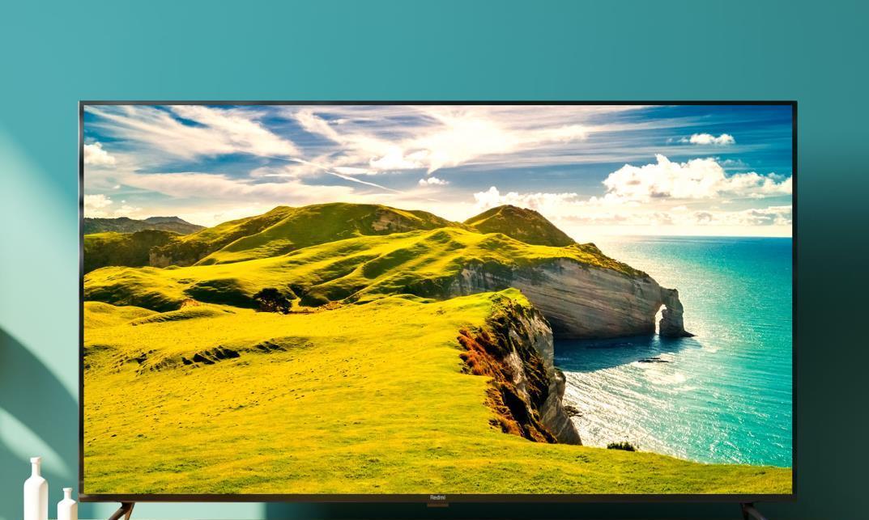 小米卢伟冰:红米巨屏电视就是一部智能手机,显示屏是70英寸!