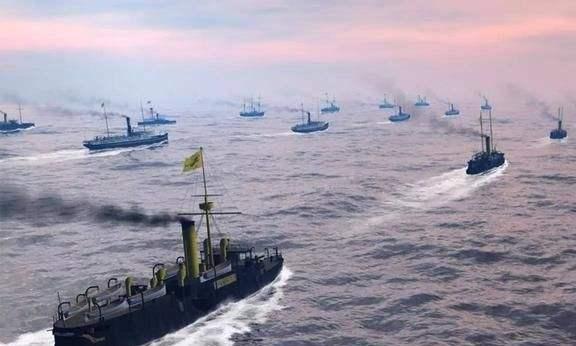 沉没124年后被打捞,军舰中发现74颗子弹,北洋水师沉冤得雪