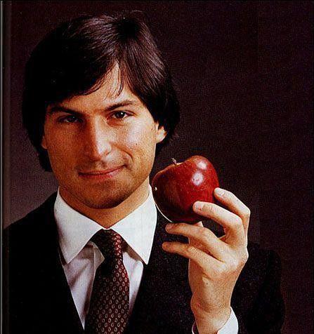 组图:苹果之父:史蒂夫·乔布斯