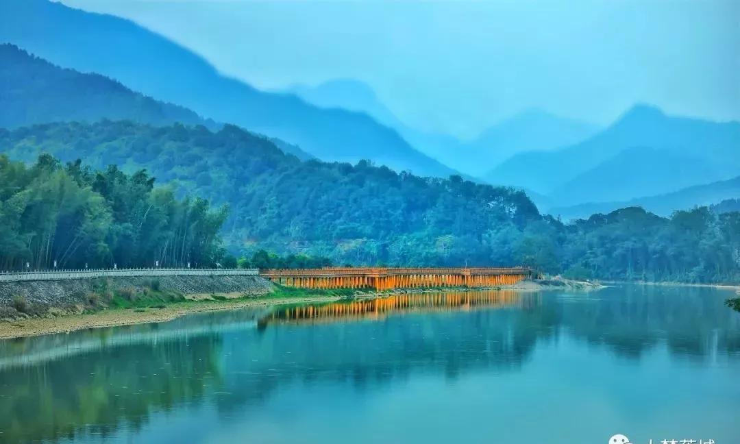 「i·宁德」霍童溪,蕉城的母亲河!