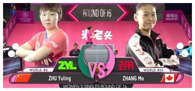 女子世界杯国乒豪夺二连胜!刘诗雯轰4-1晋级,八强对阵正式出炉