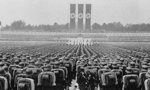 同样是二战中法西斯战败国:为何纳粹旗帜被禁止,旭日旗却没有