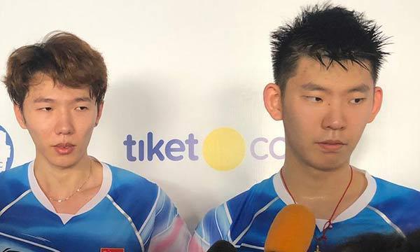 刘雨辰:印尼魔鬼主场氛围很热情,已经习惯了