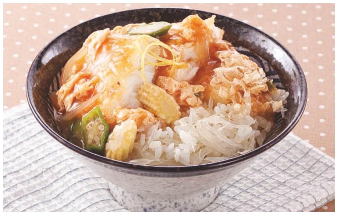 居家美食推荐:柚香烧鱼盖饭、味噌牛肉盖饭、泡菜松板盖饭