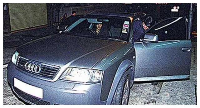 六年换五辆车,郑伊健年轻时才是玩车大佬,这款奥迪在香港仅三辆