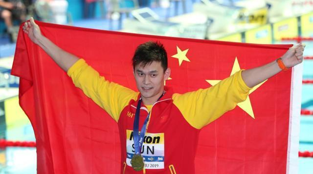 中国男人大爆发,孙杨四连冠,一人创惊人成绩!