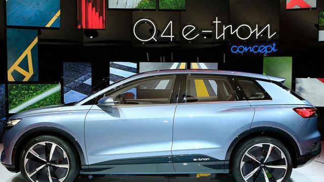 定了,又是一款重磅车型——奥迪Q4 e-tron