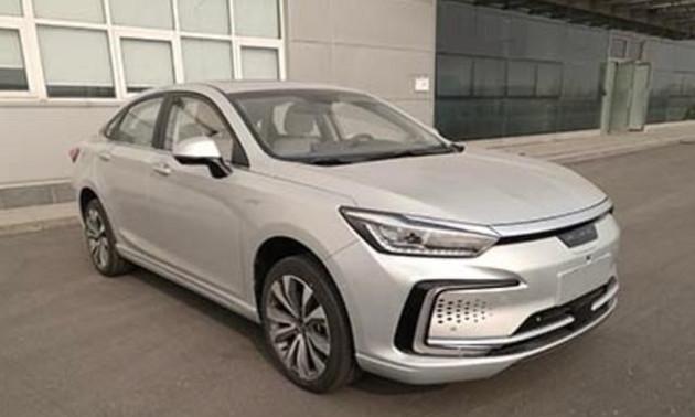 电动版智道来了 北汽新能源EU7或2019成都车展上市
