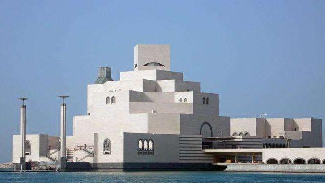 这几个博物馆的珍品,以及美丽的卡塔拉文化村,屡获殊荣