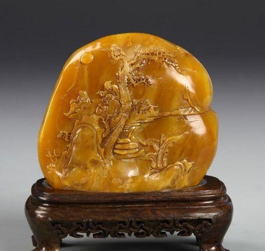 中国特有的一种奇石,1克售价3000人民币,比黄金还要稀有!