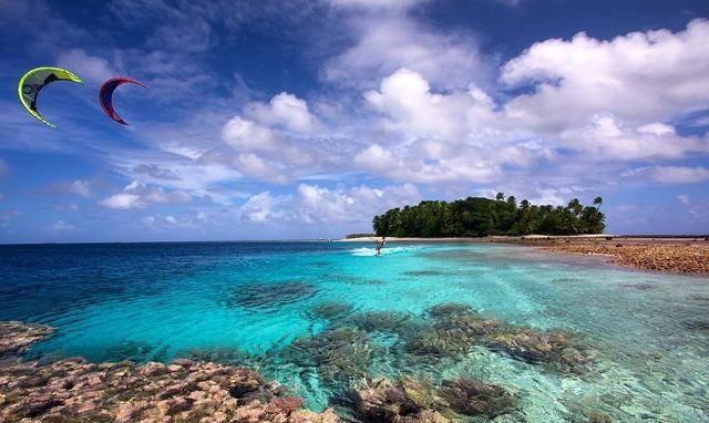 马绍尔群岛:太平洋中的百变海岸,景色迷人好舒适