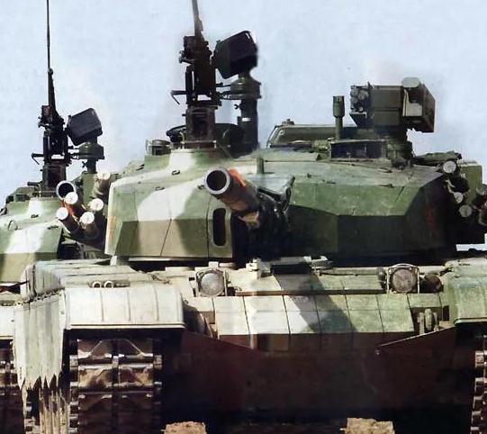 陆战之王:中国新一代99式主战坦克
