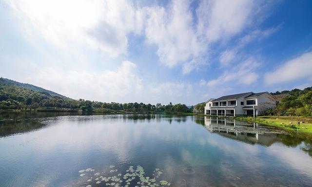 苏州环秀晓筑养生度假村,一键开启休闲养生体验,开启二人世界