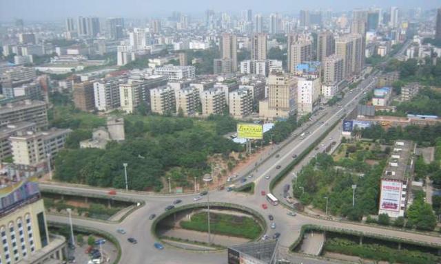 """这座被称为""""小上海""""的城市, 将成为湖南第二大高铁枢纽"""