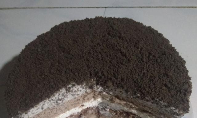 奥利奥慕斯蛋糕,厨房小白都能做的蛋糕