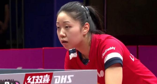 世界杯最大黑马进四强,16岁打奥运会,母亲曾是中国乒乓球运动员