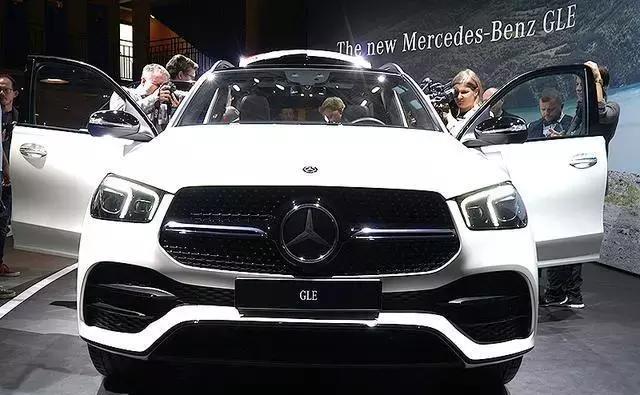 全新奔驰gle 有钱人的豪车 奔驰车友会扩招拉