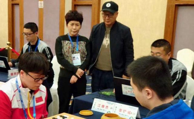 智运会山东棋手江维杰勇夺围棋男子专业个人金牌