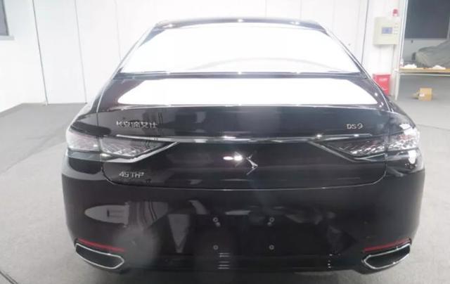 DS品牌旗舰车型,DS9广州车展亮相,售价是关键