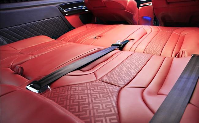 """新款奔驰V6商务车:""""心""""有一团火,才能释放光芒"""