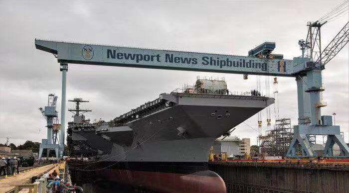 既然能造82万吨的商船,为何没造出20万吨的航母?