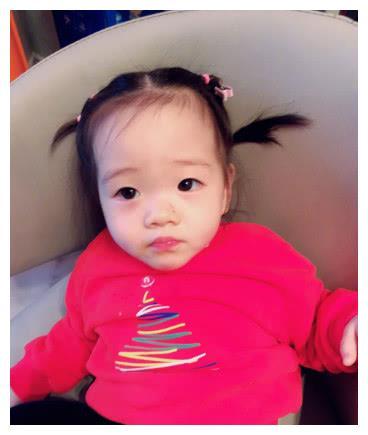 杨威家双胞胎女儿区别很大,网友:还是像妈妈的那一个好看啊!